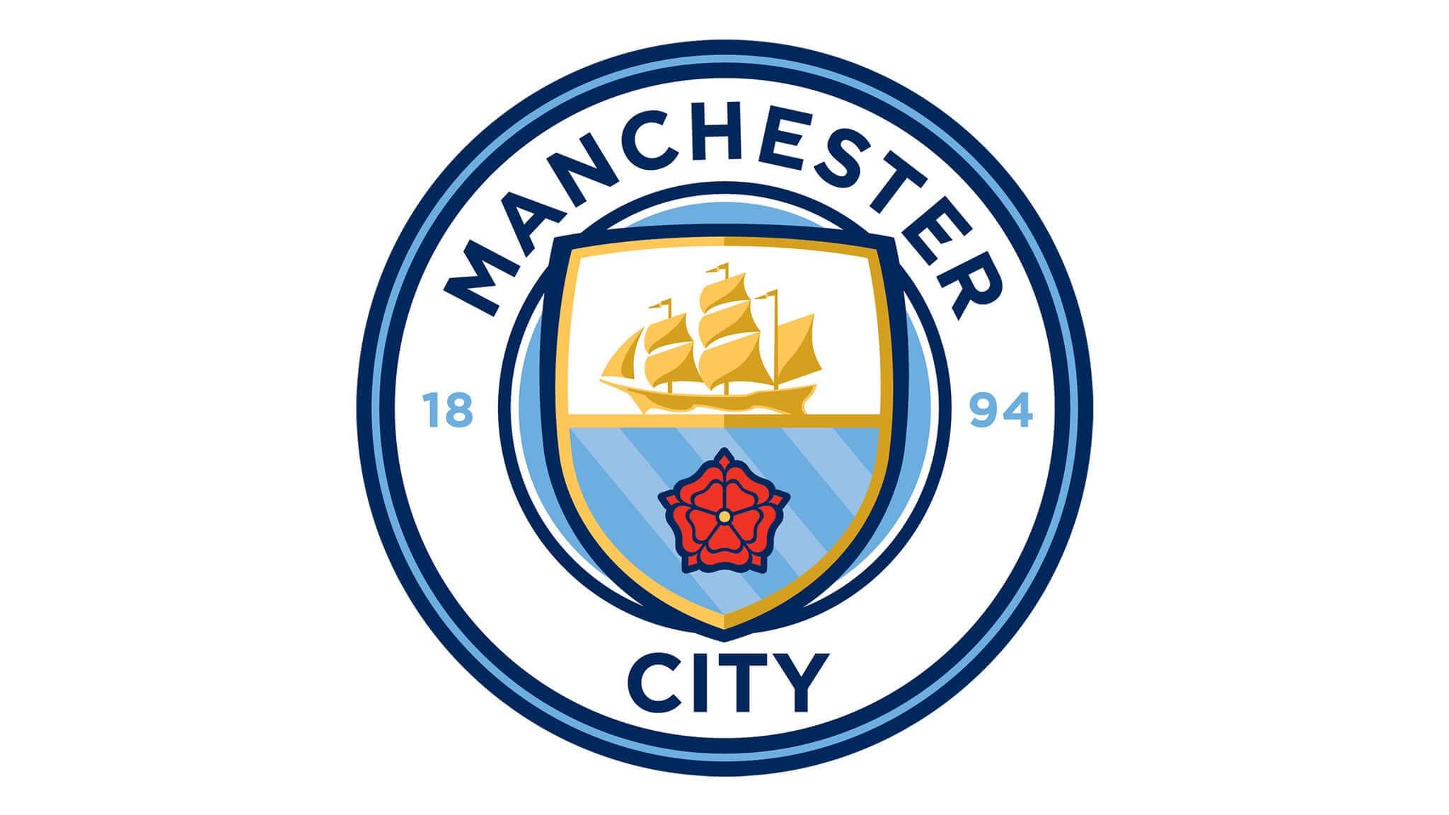 nowe logo manchesteru city