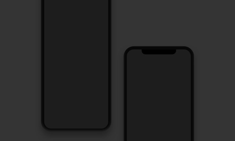 polski mockup sketch iphone X