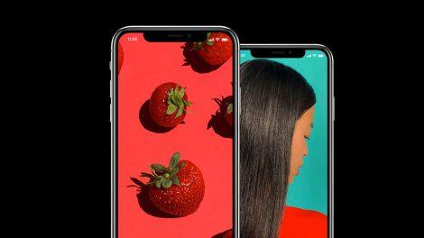 iphone X free mockup