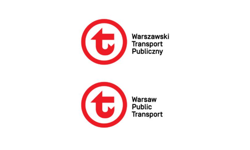 warsaw public transport logo