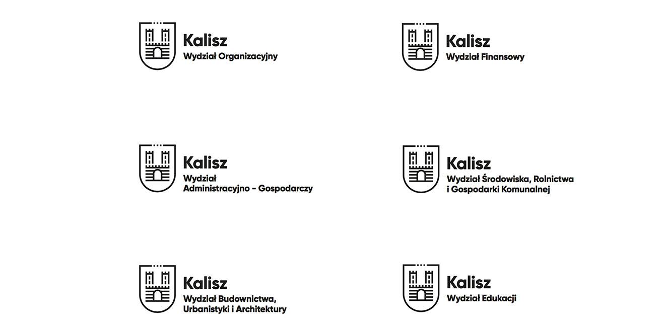 kalisz logo wydziałów
