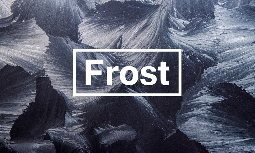 frost free texture