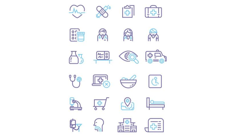 darmowy zestaw ikon