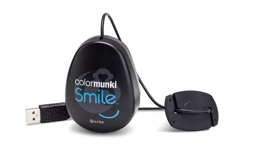 kalibrator colormunki smile