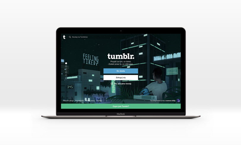 tumblr alternatywa platform blogowych
