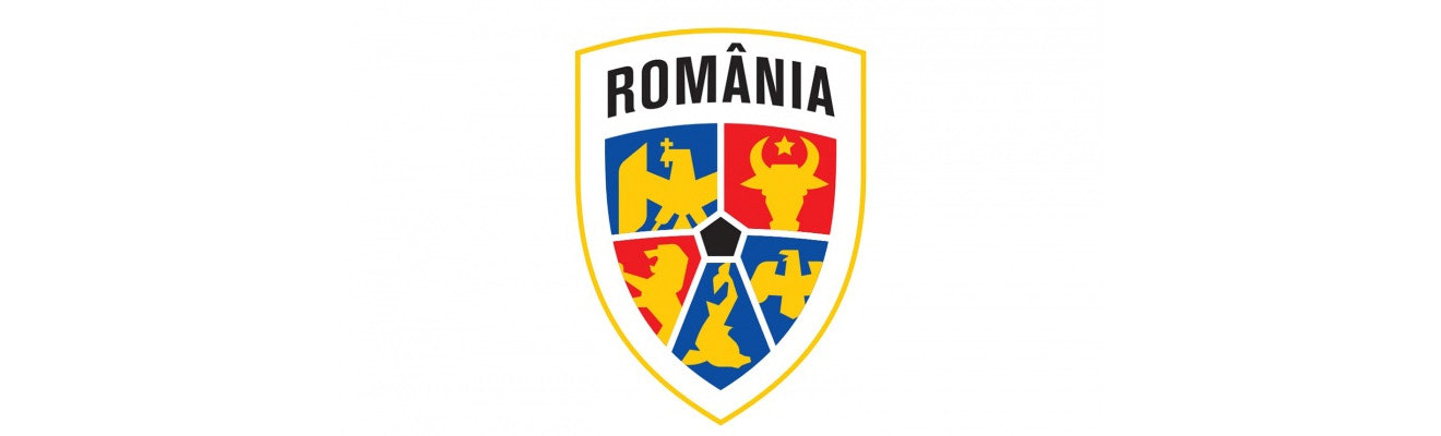 logo rumuńskiej piłki