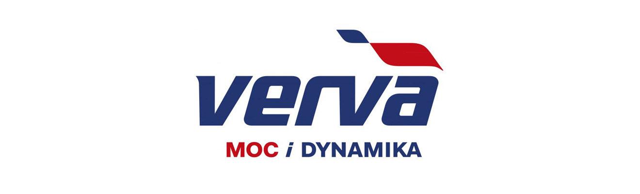 verva nowe logo