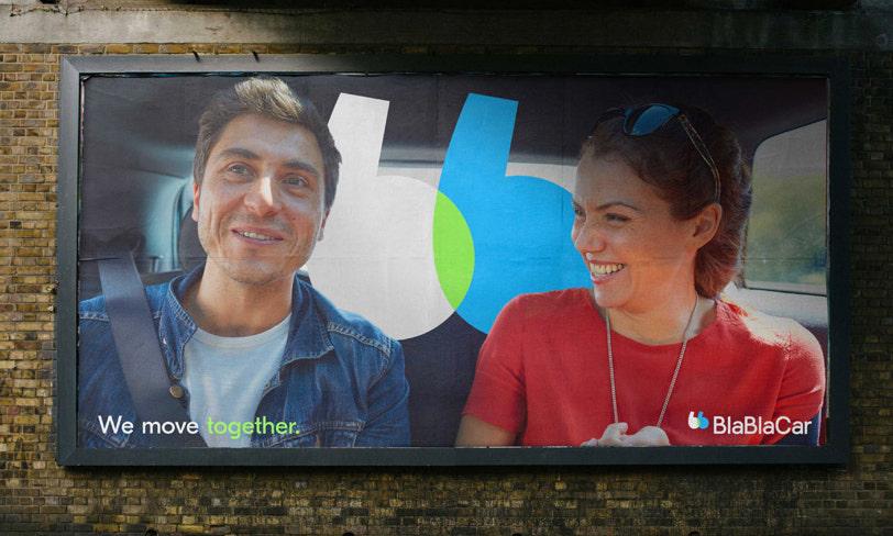 billboard blablacar