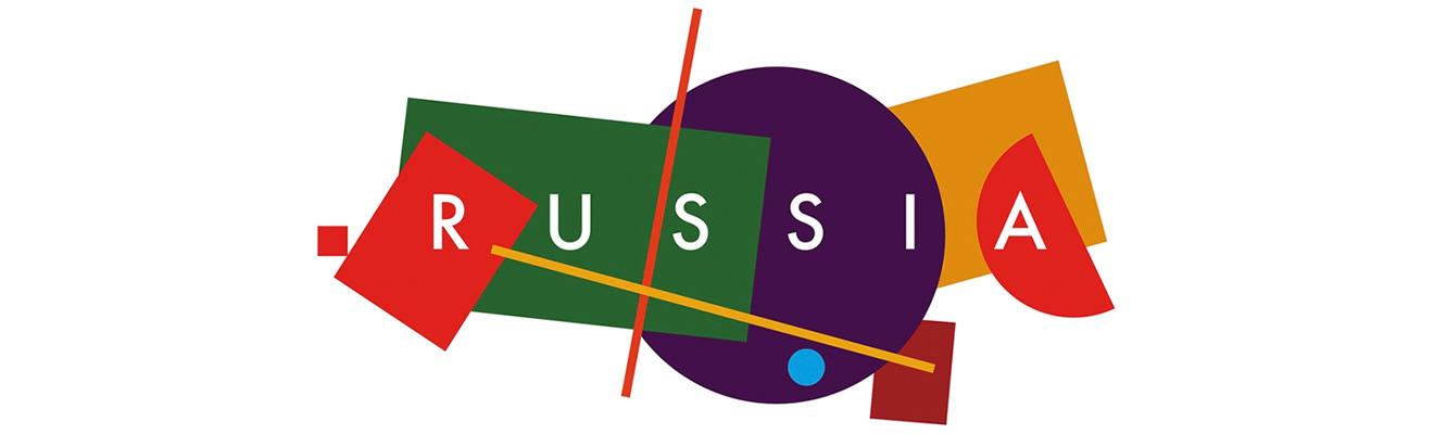 rosyjskie turystyczne logo