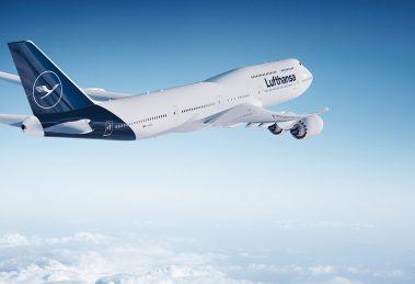 Lufthansa nowe logo