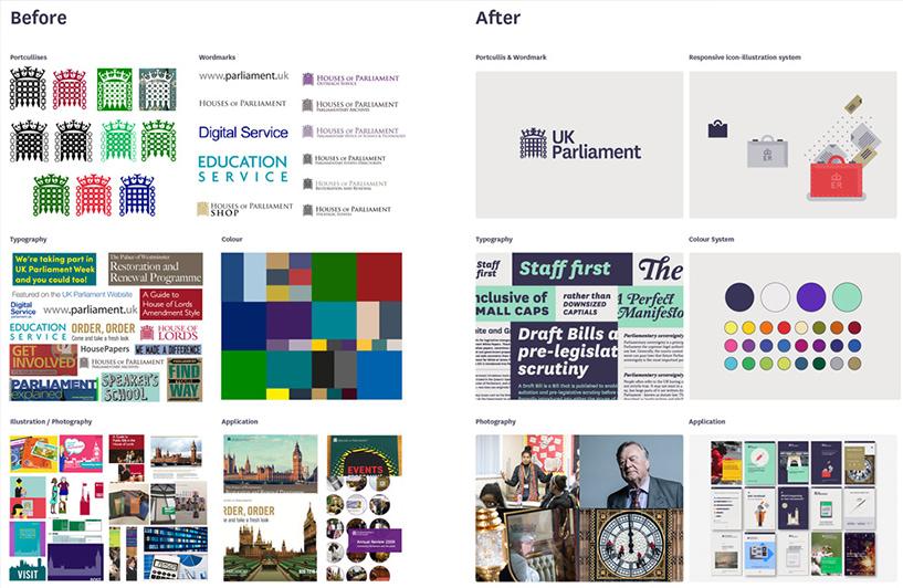 stary inowy branding parlamentu uk