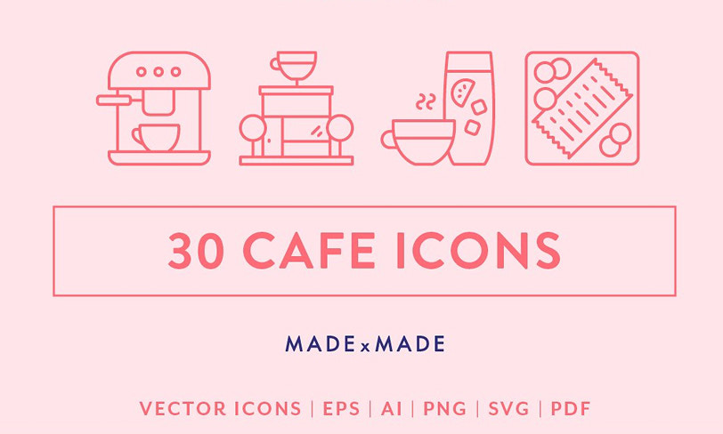 darmowe ikony kawa