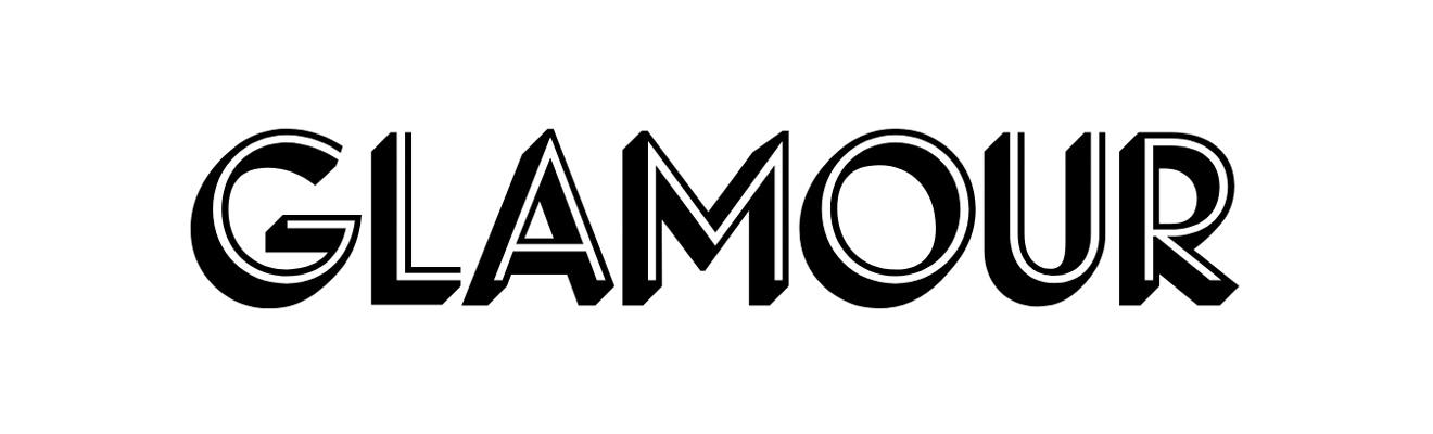 nowe logo glamour