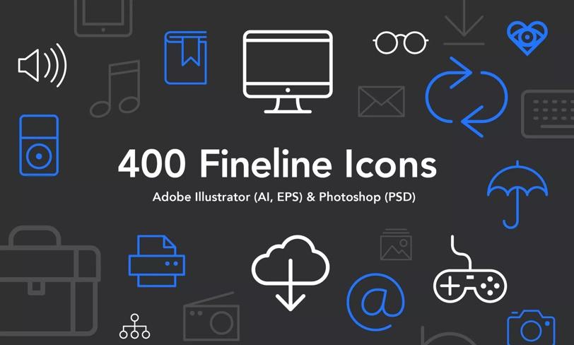 darmowe 400 ikon