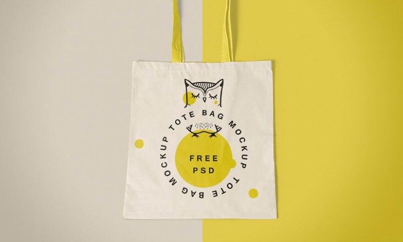 darmowy mockup torby