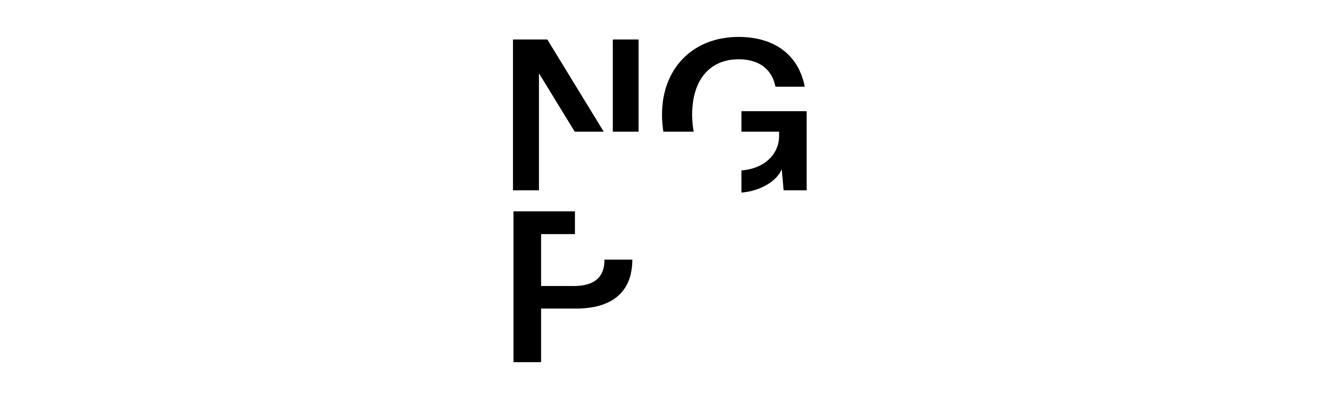 nowe logo narodowej galerii wpradze