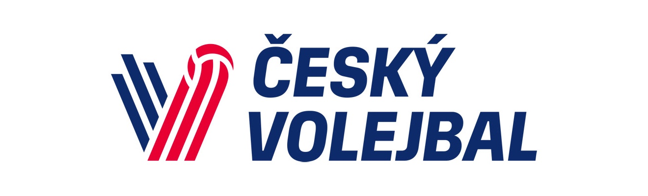 nowe logo czeskiej siatkówki