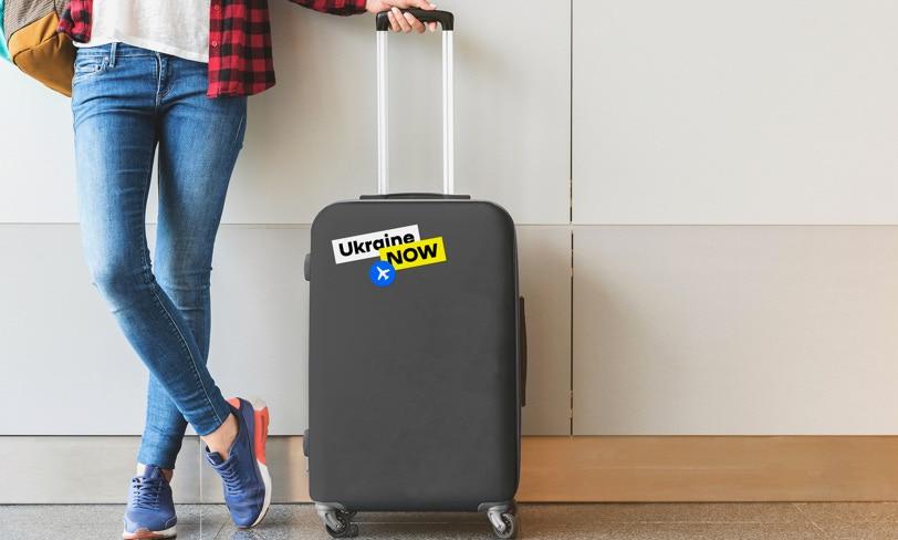 nowe logo ukrainy walizka