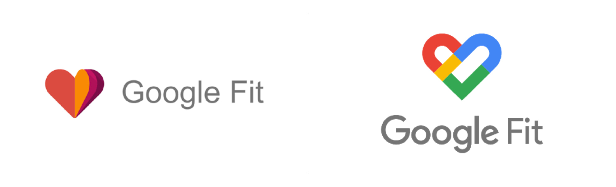 stare i nowe logo google fit
