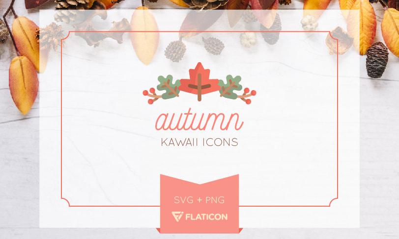 darmowe ikony jesien