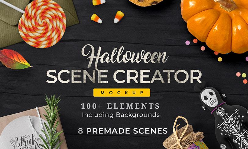 darmowy generator scen halloween