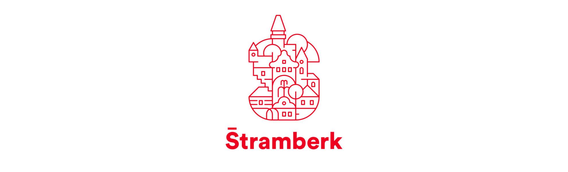 nowe logo czeskiego miasta stramberk