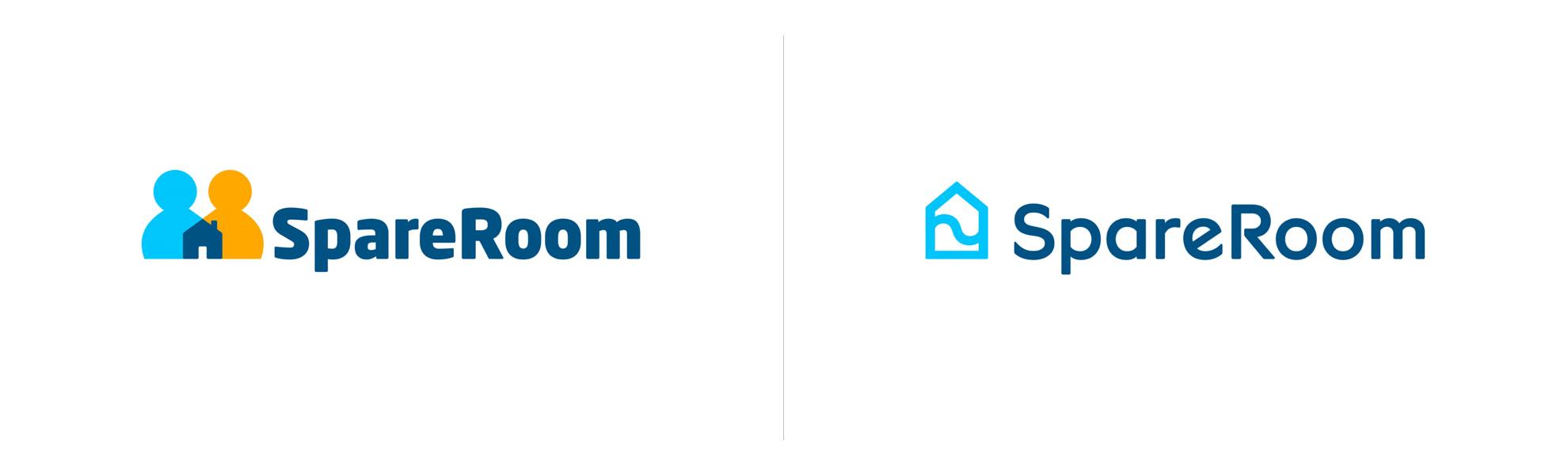 nowe istare logo spareroom