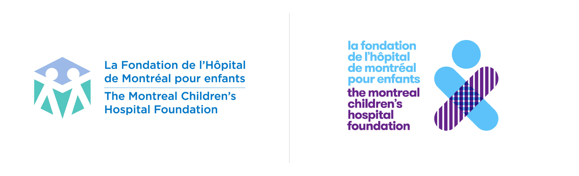 Montreal Children's Hospital Foundation nowe logo