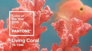 Kolor roku 2019 Pantone 16-1546 Living Coral