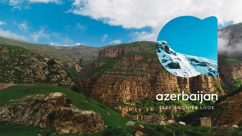 nowe logo azerbejdżanu