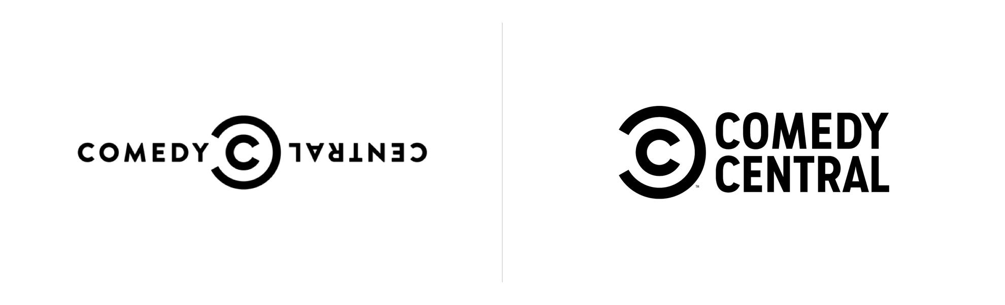 comedy central zmienia logo