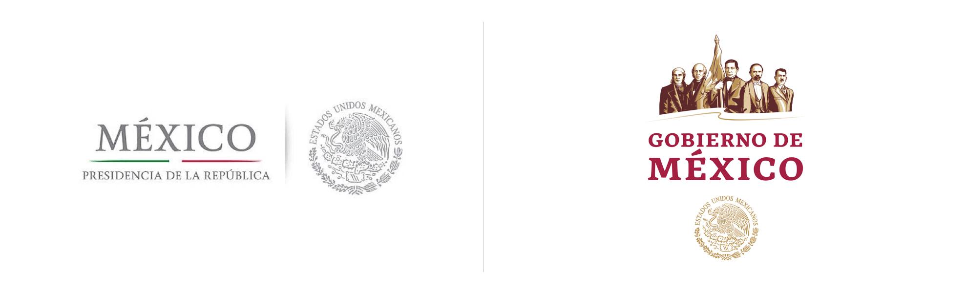 logo meksykańskiego rządu