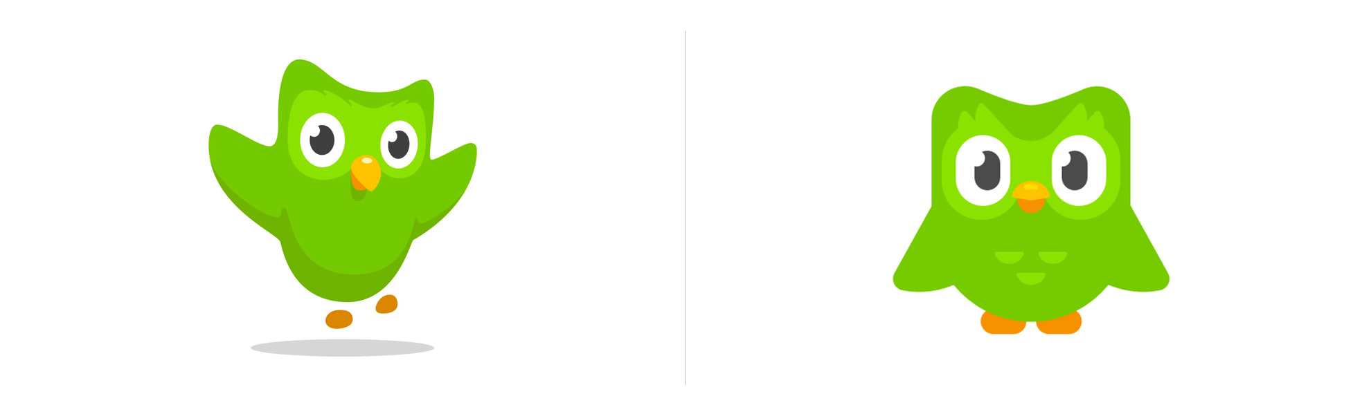 Duolingo liftinguje sowę