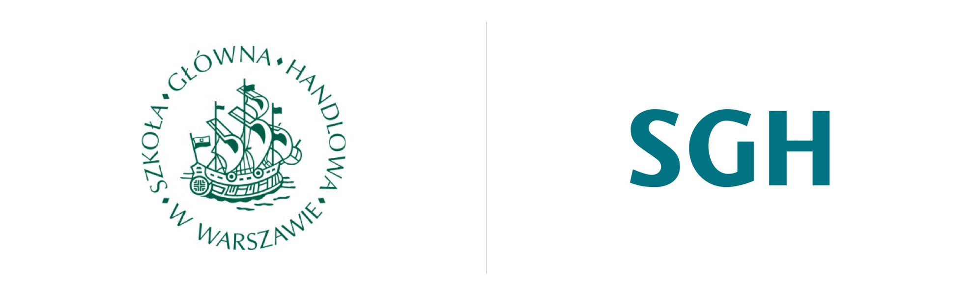 Szkoła Główna Handlowa znowym logo