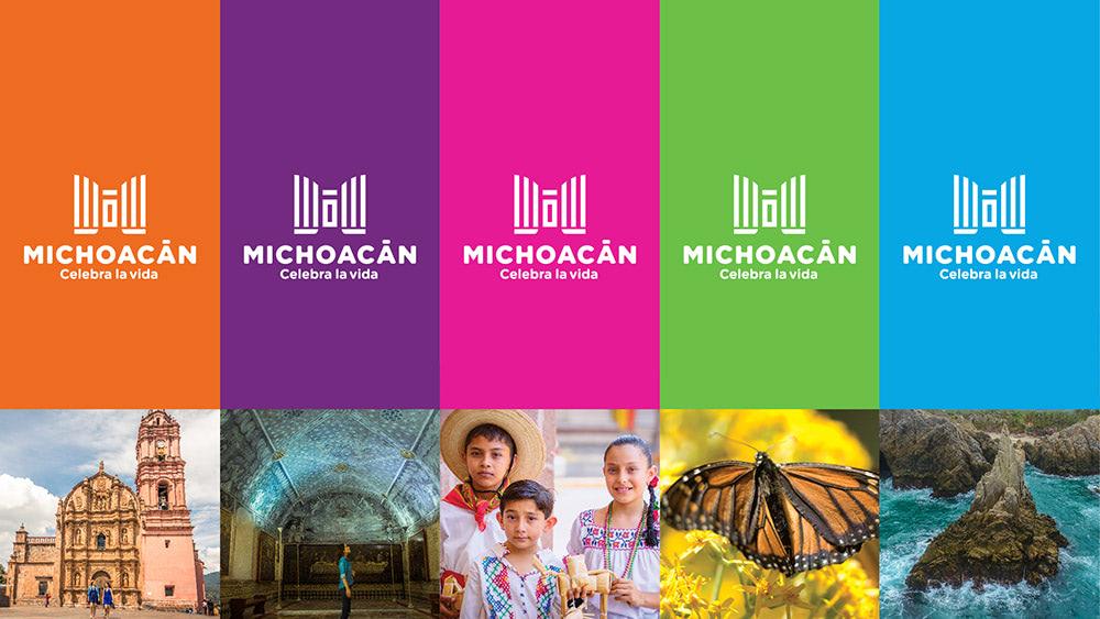Michoacan - kolorystyka