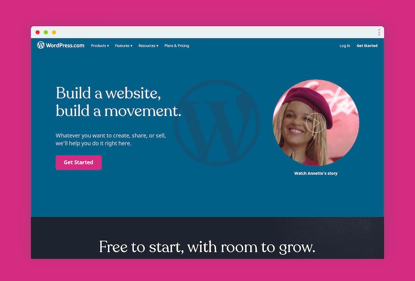 Wordpress.com najpopularniejsza platforma blogowa