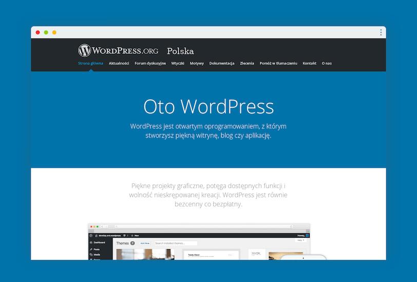 Wordpress nawłasnym serwerze daje największe możliwości