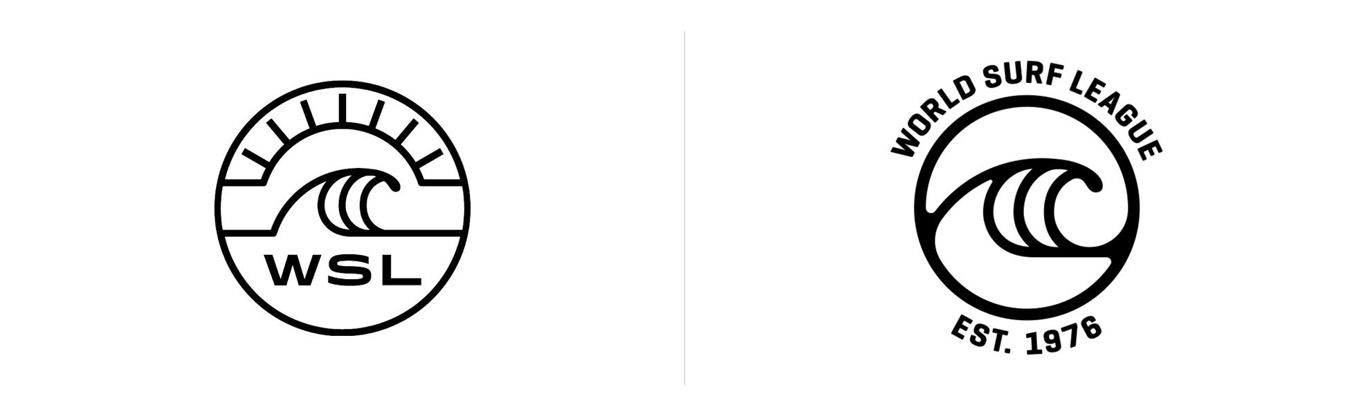światowa federacja surfingu zmieniła logo