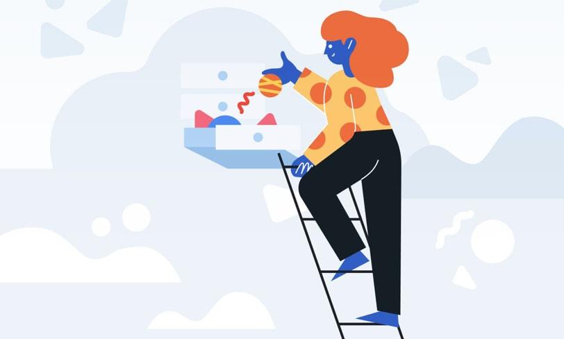 darmowe ilustracje otematyce startupowej