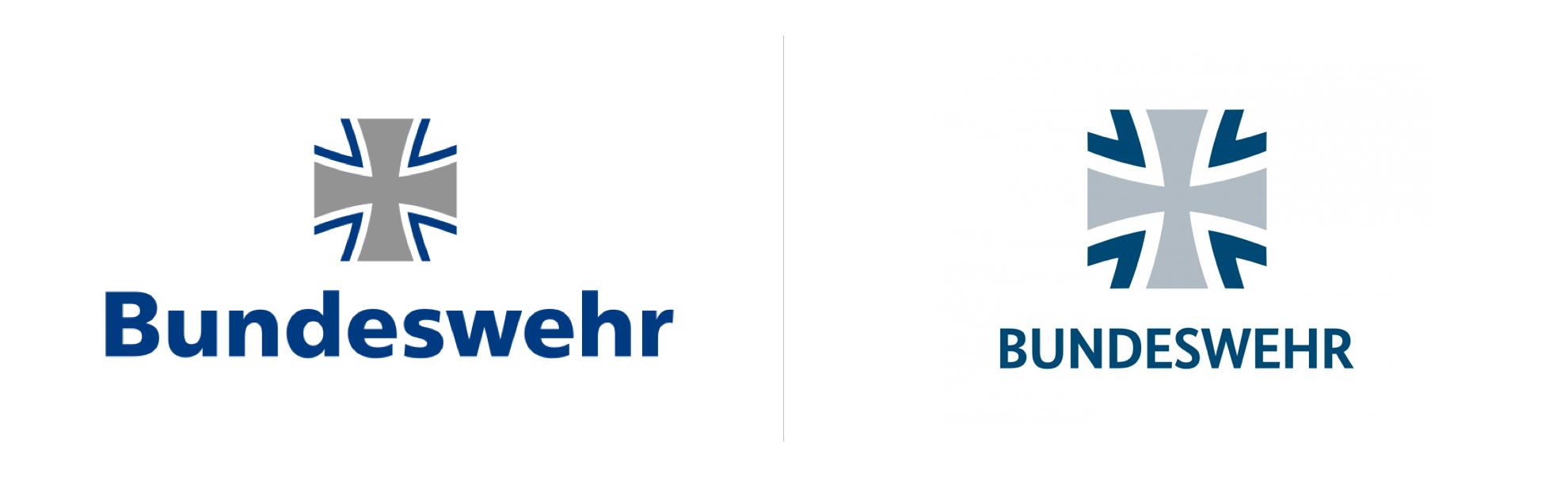 bundeswehra ma nowe logo