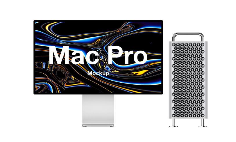 darmowy mockup macbook pro