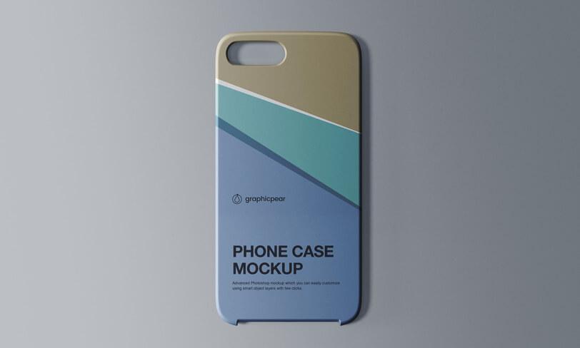 darmowy mockup phone case