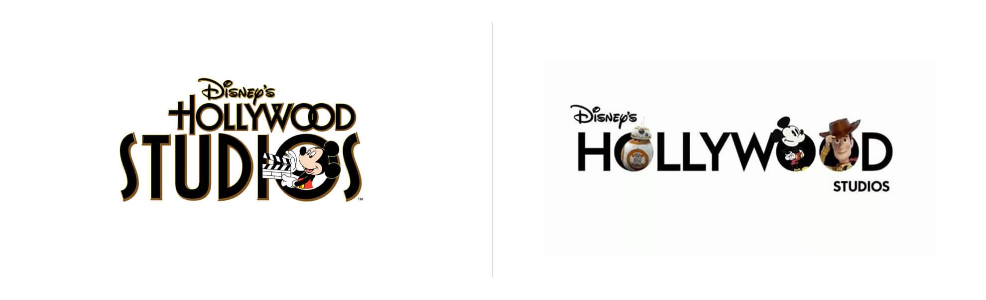 Disney Holywood Studios zmienia logo