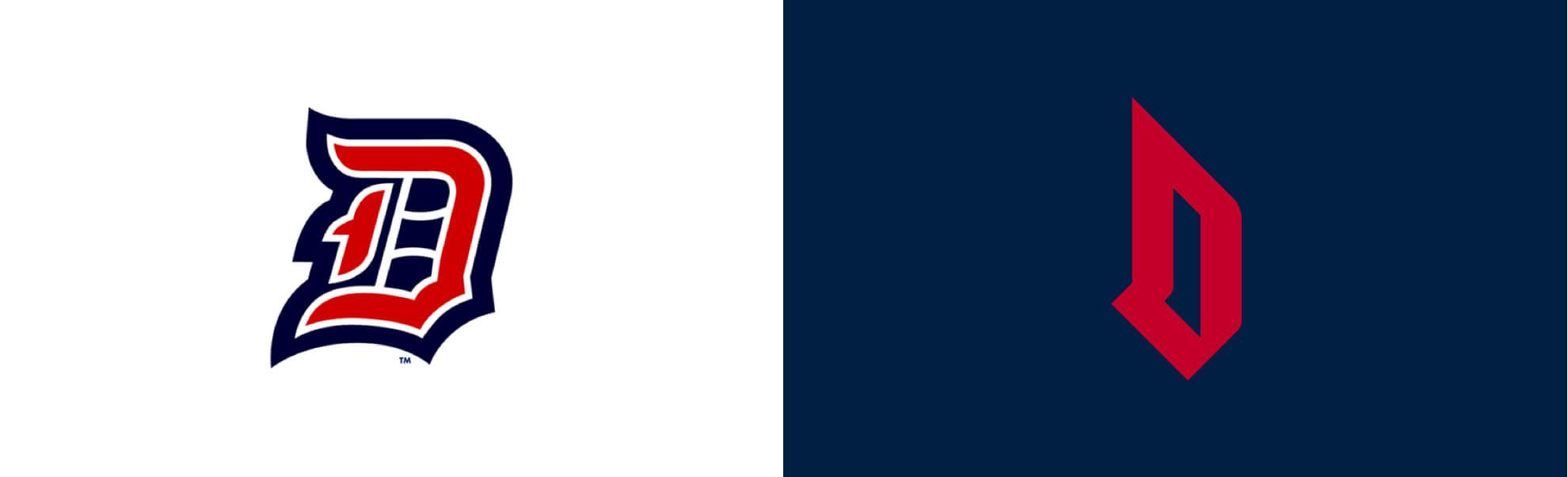Duquesne dukes zmienia logo