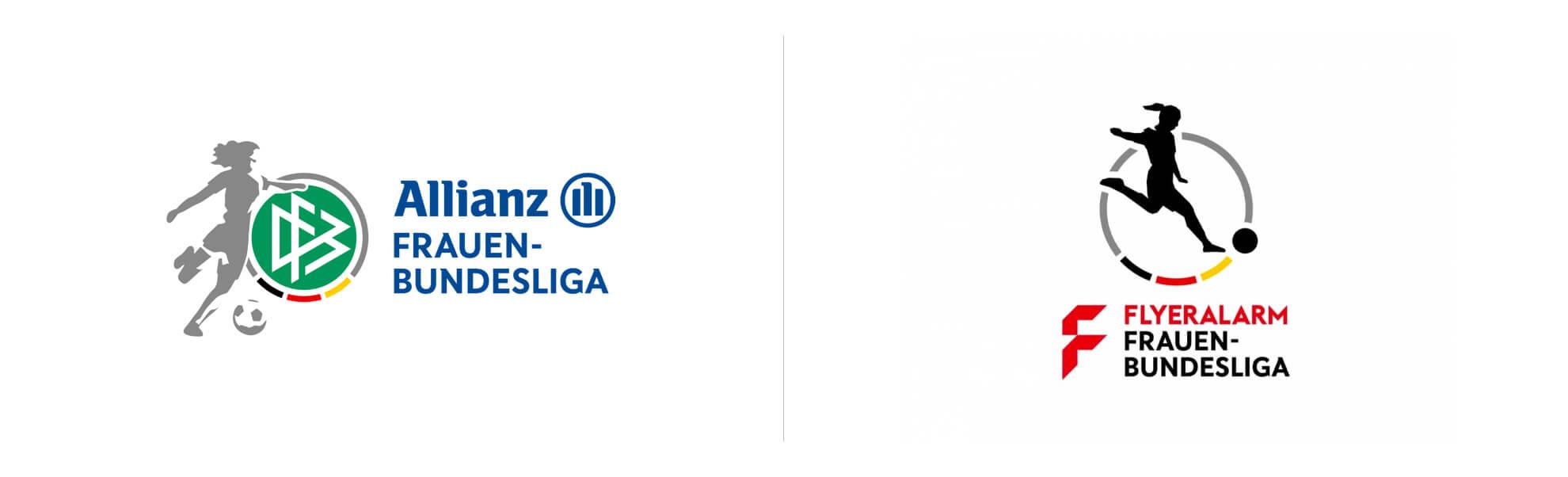 Niemiecka damska bundesliga zmieniła logo