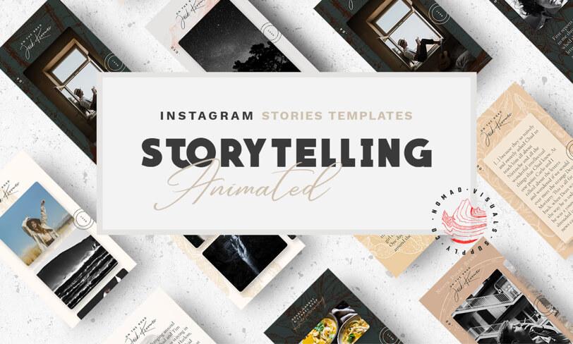darmowe animowane instagram stories