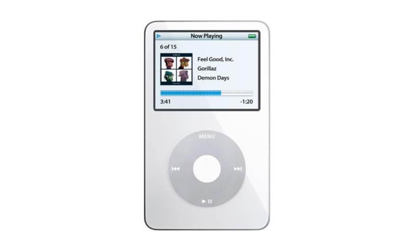 iPod Classic 5 generacji