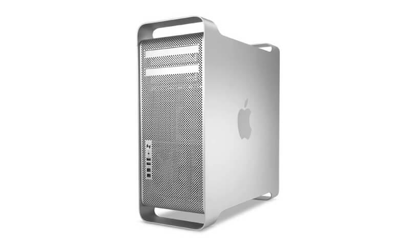 Mac Pro pierwszej generacji – najładniejsza stacja robocza