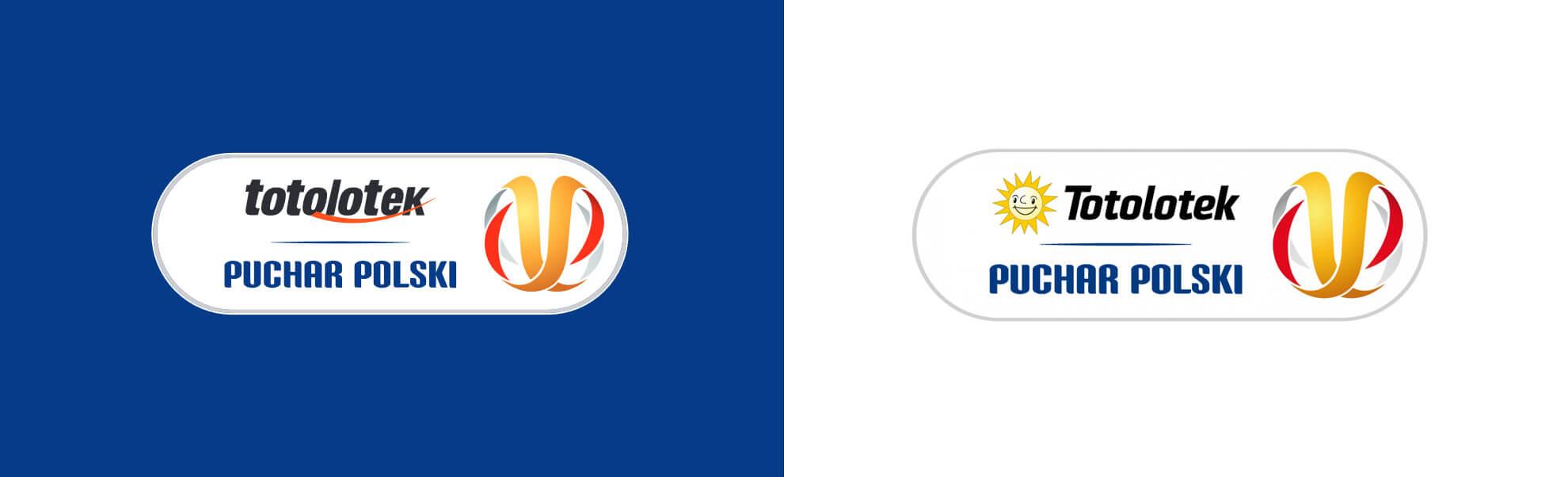 totolotek puchar polski zmienił logo