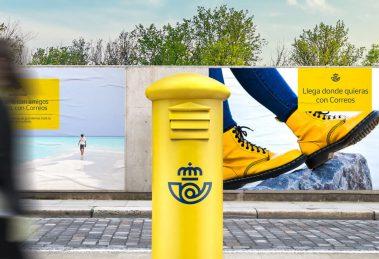 Nowe logo hiszpańskiej poczty correos